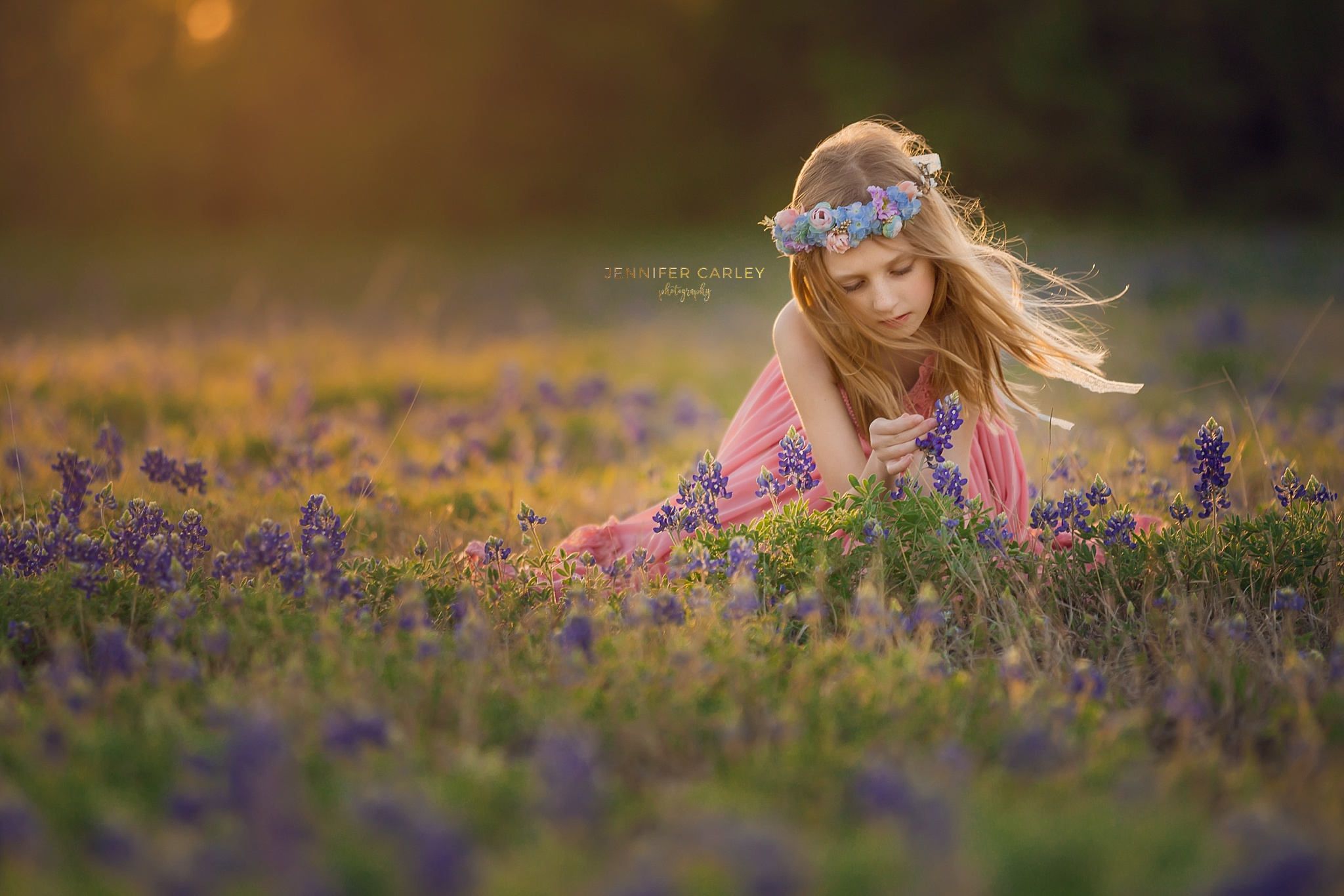 Bluebonnet Session Dallas Texas